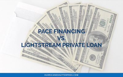 PACE Financing vs. LightStream Private Loan